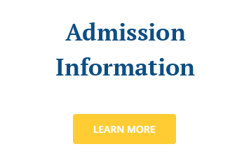 Admission Information - learn more