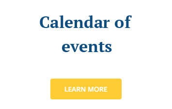 Calendar of Events - learn more